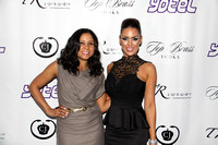 SUPERMODEL CARISSA ROSARIO PERFUME LAUNCH OF YOUNG & FRESH HOSTED BY ANGELA YEE @ YOTEL NYC 3/29/12