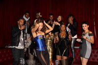 BEHIND THE SCENES OF VH1'S LOVE & HIP HOP SEASON 2 ERICA PARTY SCENE