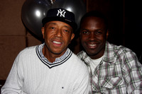 RUSSELL SIMMONS & BROTHER HASSAN