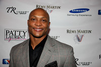 FORMER NFL PLAYER EDDIE GEORGE NCAA HALL OF FAME CELEBRATION SPONSORED BY REMY MARTIN  @ SAMSUNG EXPERIENCE NYC 12/5/11