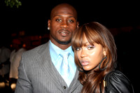Thomas Jones  & Megan Good
