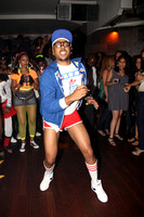 MBK ENTERTAINMENT'S  JEFF ROBINSON'S & JEANINE MCLEAN'S WILD STYLE 80'S BDAY BASH @BRANCH NYC 6/18/10