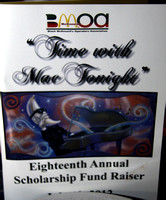 BLACK MCDONALDS OWNERS ASSOCIATION  18TH ANNUAL SCHOLARSHIP FUND RAISER @WESTMINSTER HOTEL,NJ