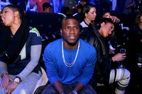 MYX & MINGLE SUPER BOWL PARTY HOSTED BY KEVIN HART @STAGE 48 NYC