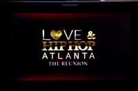 EXCLUSIVE BEHIND THE SCENES OF VH1'S LOVE & HIP HOP ATLANTA REUNION SHOW@ MANHATTAN CENTER NYC 7/31/12