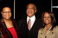 TERRIE WILLIAMS, AL SHARPTON & GUEST