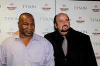 MIKE TYSON & JAMES TOBACK