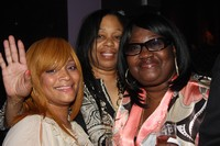LL'S WIFE SIMONE SMITH, ONDREA SMITH(LL's MOTHER) & AUNT PEGGY