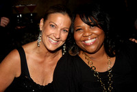 KAREN BODI & MONA SCOTT-YOUNG PRIVATE DINNER @ TAO