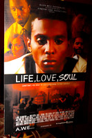 LIFE,LOVE, SOUL SCREENING AT THE URBAN FILM FESTIVAL & AFTER PARTY NYC EMPIRE ROOM 9/17/11