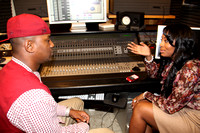 BEHIND THE SCENES OF VH1'S LOVE & HIP HOP SEASON 2 CAMERON STUDIO SCENE