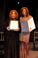INSPIRED IN NEW YORK HONORS MONA SCOTT-YOUNG, ANTHONY HAMILTON, & ROBERTA FLACK HOSTED BY GEORGE FAISON @ THE FAISON FIREHOUSE THEATRE NYC 12/13/11