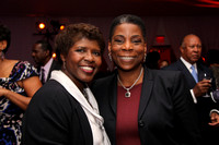 THE HISTORY MAKERS PRESENTS A PBS-TV TAPING AND EVENING WITH URSULA BURNS INTERVIEWED BY GWEN IFILL @TIME CENTER NYC 4/13/13