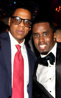 DIDDY'S STAR STUDDED BDAY PARTY @ THE MANSION NYC 11/5/08