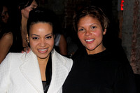 THERESA O'NEAL OF O'NEAL & COMPANY PUBLICITY & MARKETING 40TH BDAY @AMAILA NYC