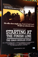 "ESPN, GRANT HILL & AMY RUBENSTEIN TISCH PRESENTS ""STARTING AT THE FINISH LINE"" THE COACH BUEHLER STORY @ TRIBECA CINEMA'S NYC 4/22/11"