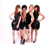 "RECORDING ARTIST SHY GIRLS ""EXCLUSIVE COVERAGE"" PHOTO SESSION 5/23/10"