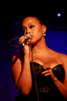 "CHRISETTE MICHELLE'S ""LET FREEDOM REIGN""ALBUM LISTENING & PERFORMANCE @THE CITY WINERY 11/29/10"