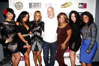VH1 LOVE & HIP HOP PRIVATE SCREENING SPONSERED BY JUICY MAGAZINE & GIVEN AND HOST BY HOT 97'S KAY FOX @ DISTRICT 36 NYC 3/2/11